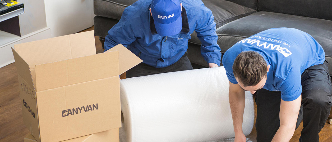 Moving & Packing Service