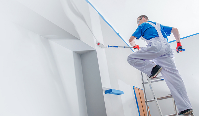 Best Home Painting Service in Dubai