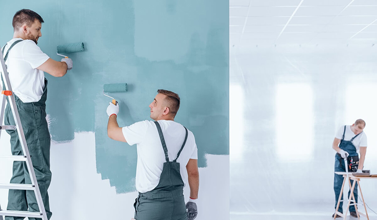 Professional Drywall Contractor