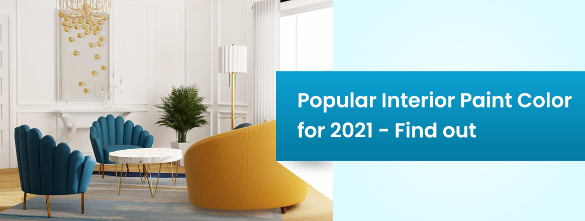 interior paint color for 2021